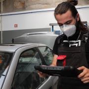 Máquina de Diagnóstico Automóvel topo de gama ao dispor dos alunos de Mecatrónica Automóvel