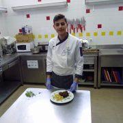 PAF de Cozinheiro/a (9º ano) – Javali Assado com Castanhas