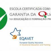 Escola Profissional de Vouzela distinguida com selo EQAVET
